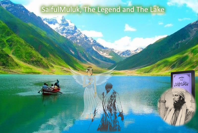 SaifulMuluk: The Legend, Lake And The Book
